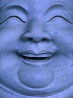 Detail of Buddha statue, Hualien, Taiwan .