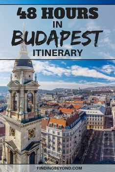 Only two days / 48 hours in #Budapest Then check out our #itinerary, including the top Budapest highlights. #budapesttravel #europetravel #thingstodo #bestofbudapest #budapesthighlights #budapestguides #budapesttips | Places to visit in Budapest | Places to see in Budapest | Top tips for Budapest  | Budapest in 48 hours | Budapest Attractions | Budapest Sights | #bestofbudapest | What to do in Budapest #visitbudapest #bestofeurope #visiteurope  Weekend Travel | Weekend Trip #weekendaway