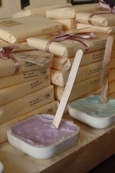 Rich & Sensual Body Butter <3 Contains Shea Butter, Cocoa Butter and Beeswax. Keep in the fridge for a summertime treat!