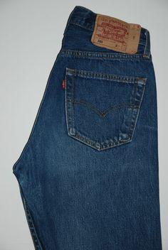 a0a46620 Based UK CLASSIC LEVIS 501 MENS WOMENS STRAIGHT JEANS BLUE W30 L29 HIGH WPL  423