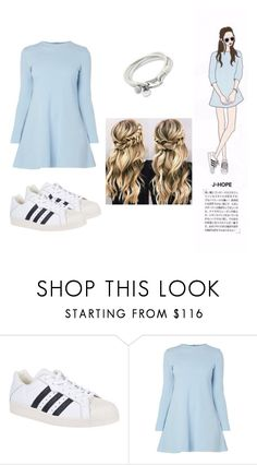 """BTS J-HOPE ideal type😜"" by adivazy on Polyvore featuring adidas Originals, bts, BangtanBoys, Jhope, hoseok and JungHoseok"