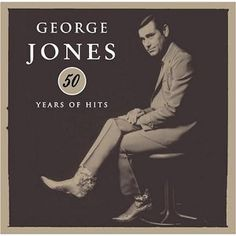 Country Music Legend George Jones, born 1931 in the east Texas town on Saratoga.