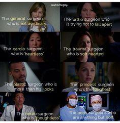 The surgeon who
