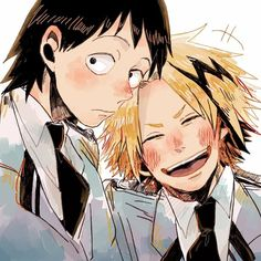Read Sero X Kaminari from the story Boku No Hero Academia Yaoi pictures! by Chiana_Valentine (💓💖💞💗💕) with reads. Anime W, Anime Guys, Buko No Hero Academia, My Hero Academia Manga, Ship Art, Boku No Hero Academy, Me Me Me Anime, Pikachu, Fan Art
