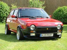 Re: Fiat Strada Abarth New Fiat, Fiat 124 Spider, Fiat Cars, Fiat Abarth, Modified Cars, Small Cars, Transportation Design, Retro Cars, Maserati