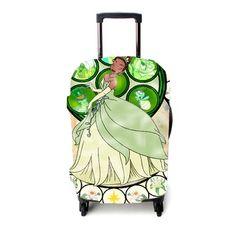 Princess Tiana Kingdom Heart Luggage Cover – Etsyenvy Princess Tiana, Luggage Cover, Suitcase, Heart, Birthday, Birthdays, Briefcase, Dirt Bike Birthday, Hearts