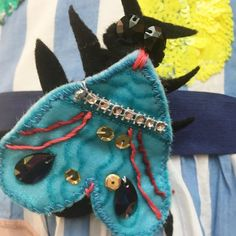 - results from our National Celebration of Stitch Day 2018 Love Bugs, Wearable Art, Celebration, Coin Purse, Stitch, Purses, Summer, Fashion, Handbags