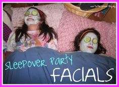 sleepover bed ideas | Planning a Sleepover Party? If so you should consider giving the girls ...
