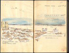 Fernando Pessoa's Mensagem 1934 . via schizzinosa. source: purl.pt/13965