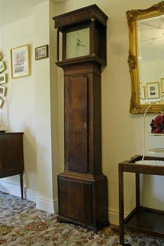 Super tall grandfather clock