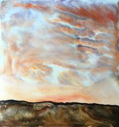 Waiting for the Sun by Kyle Evans Encaustic on Wood Panel Kyle Evans, Wood Paneling, Contemporary Artists, Waiting, Art Gallery, Sun, Artwork, Wooden Panelling, Art Museum