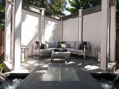 You don't need a big backyard to have a grand deck or patio. Take a look at some boring yards that were turned into fabulous outdoor living spaces. (Plus, they also increased the home's value.)