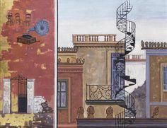 Σπύρος Βασιλείου - Αναζήτηση Google Greek Paintings, Call Art, Street Art, 10 Picture, Drawing Reference, Athens, Greece, Watercolor, Art Prints