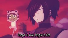 Rogue is love, Rogue is life – submitted by anonymous