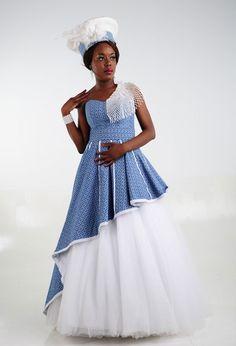 Wedding Dresses South Africa, African Wedding Dress, Wedding Dress Styles, Bridal Dresses, African Weddings, African Dress, Wedding Gowns, Sotho Traditional Dresses, Pedi Traditional Attire