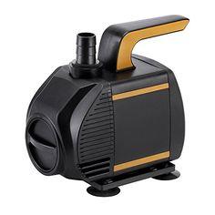 Pumps (water) Pet Supplies Helpful New Sun 2 Piece Jvp Series Submersible Circulation Power Head Pump 530 Gph