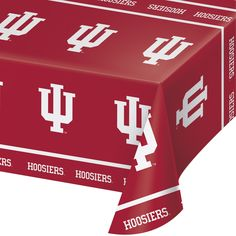 Indiana University 54 x 108 Plastic Tablecover/Case of 12 Tags: Indiana University; Tablecover; Collegiate; Indiana University Tablecover;Indiana University party tableware; https://www.ktsupply.com/products/32786326443/Indiana-University-54-x-108-Plastic-TablecoverCase-of-12.html