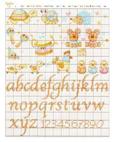 Alphabet ideas Gallery.ru / Фото #91 - ALFABETO - samlimeq