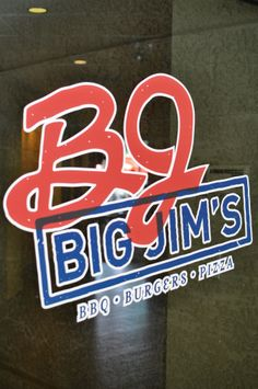 Big Jim's BBQ Burgers & Pizza, Palmetto Dunes, Hilton Head Island