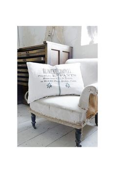 Jeanne d'arc living denmark pillowcase cushion cover  linen french nordic