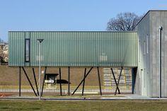Tyršův Stadion | QARTA Architektura | Czech Republic