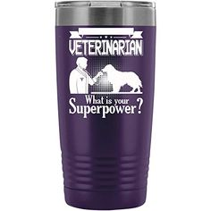 #Sponsored Veterinarian Travel Mug.
