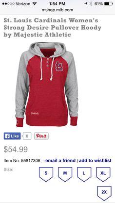 71c11047d Hoodies, Sweatshirts, Cardinals, Sweaters, Fashion, Moda, Sweatshirt,  Sweater,