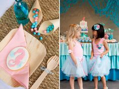 Magical Mermaid Guest Dessert Feature « SWEET DESIGNS – AMY ATLAS EVENTS