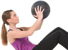 3 Simple Medicine Ball Workouts