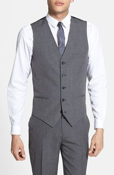 An alternative to the traditional black suit or tuxedo #wedding @Nordstrom