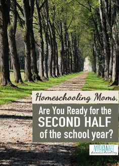 Love this mom's tips for gearing up for the second half of the school year. Great ideas, encouragement and resources here. Progress... not perfection!