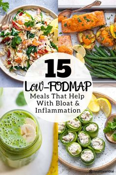 Healthy Foods To Eat, Healthy Eating, Healthy Recipes, Clean Diet Recipes, Fodmap Meal Plan, Colon Irritable, Fodmap Recipes, Fodmap Foods, Low Fodmap