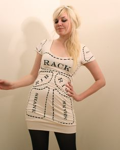 Meat Dress <3 this!