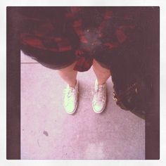 Vintage + Marc by Marc Jacobs + American Eagle + Converse