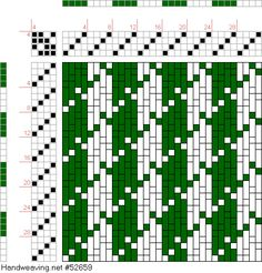 draft image: Figure 272 (a), A Manual of Weave Construction, Ivo Kastanek, 4S, 4T