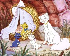 Disney Movies | 1970-The Aristocats