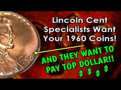 Multiple Varieties Make 1960 Lincoln Pennies The Coin Collectors Pay BIG Money For! - YouTube