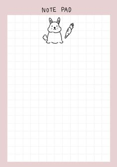 Grid paper - Google ไดรฟ์ Cute Notes, Good Notes, Memo Notepad, Note Doodles, Study Planner, Bullet Journal Ideas Pages, Note Paper, Writing Paper, Printable Paper