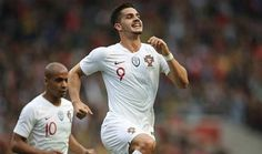 Andre Silva for Portugal