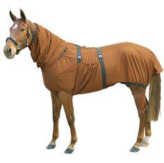 Vliegendekken heb je paard geen last van vliegen