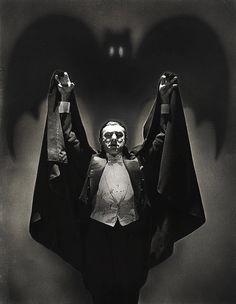 Bela Lugosi as Dracula directed by Tod Browning, 1931