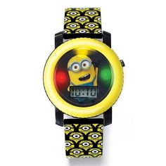 Minions Watch with Light and Sound avon4.me/1KoqKEo