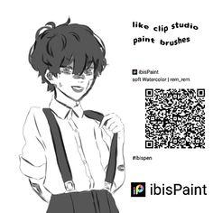 Digital Painting Tutorials, Digital Art Tutorial, Clip Studio Paint Brushes, Disney Style Drawing, Digital Art Beginner, How To Shade, Paint Code, Brush Drawing, Brush Type