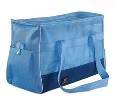 Enjoying Doggie Carriers Soft Sided Tote Bag Cat Carrier Puppy Breathable Handbag Blue  S *** Click on the image for additional details.(This is an Amazon affiliate link and I receive a commission for the sales)