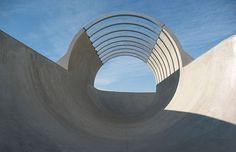 Artifex Skatepark via collab | architecture