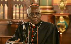 Musings of an Old Curmudgeon: LGBT Agenda Is a Demonic Attack on the Family, Cardinal Sarah Warns U.S.