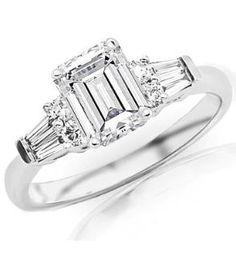 https://ariani-shop.com/085-carat-emerald-cut--shape-14k-white-gold-prong-set-round-and-baguette-diamond-engagement-ring-d-e-color--vs2-clarity- 0.85 Carat Emerald Cut / Shape 14K White Gold Prong Set Round And Baguette Diamond Engagement Ring ( D-E Color , VS2 Clarity )