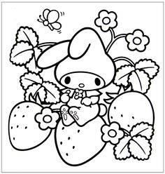 Kawaii Coloring Pages | Coloring Pages