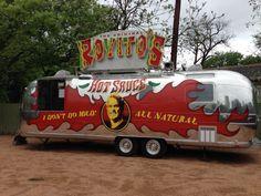 Royito's at GSD Austin, TX.