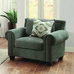 Found it at Wayfair - Albion Armchair